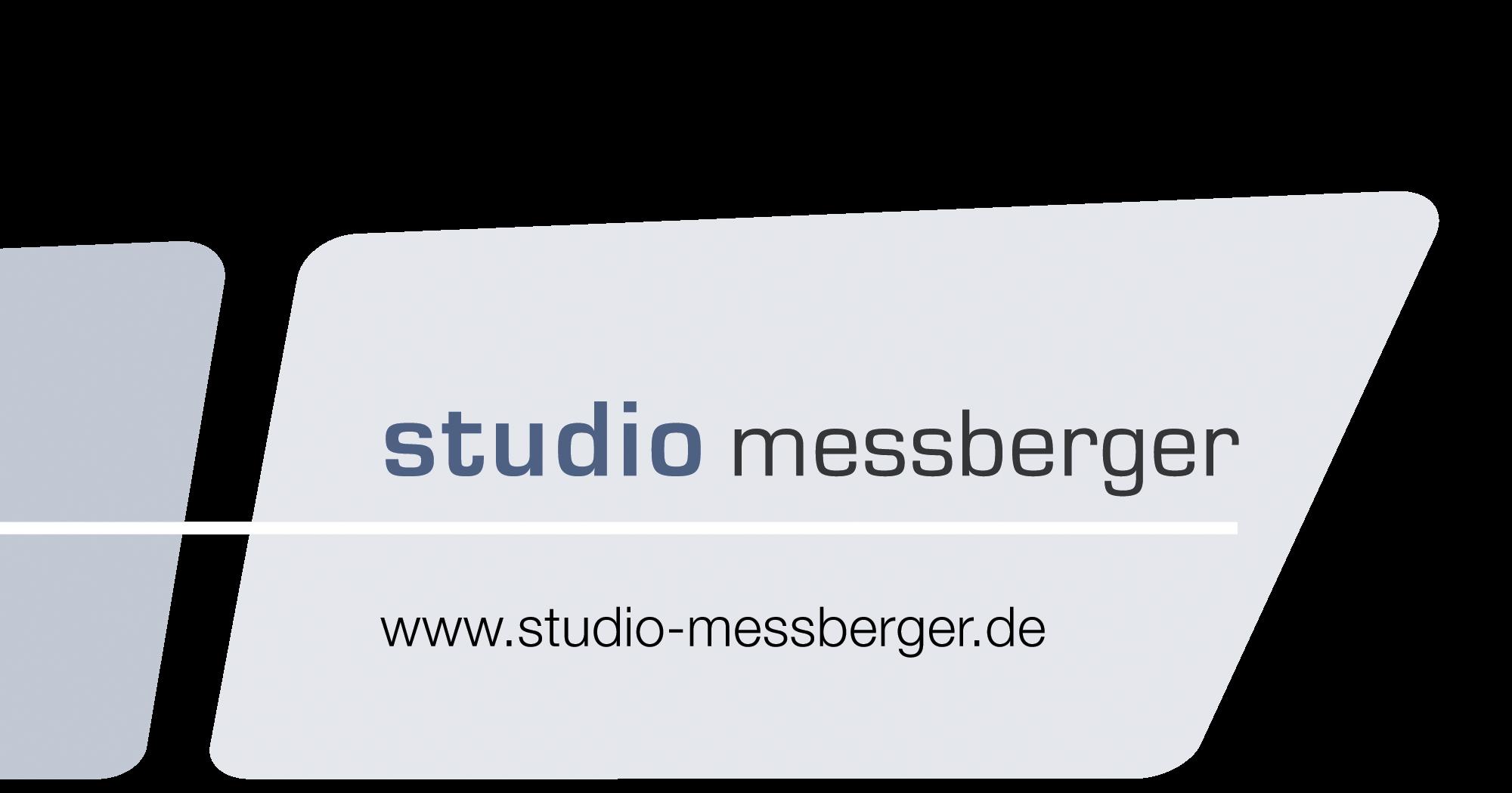 Studio Messberger Werbefotografie Logo
