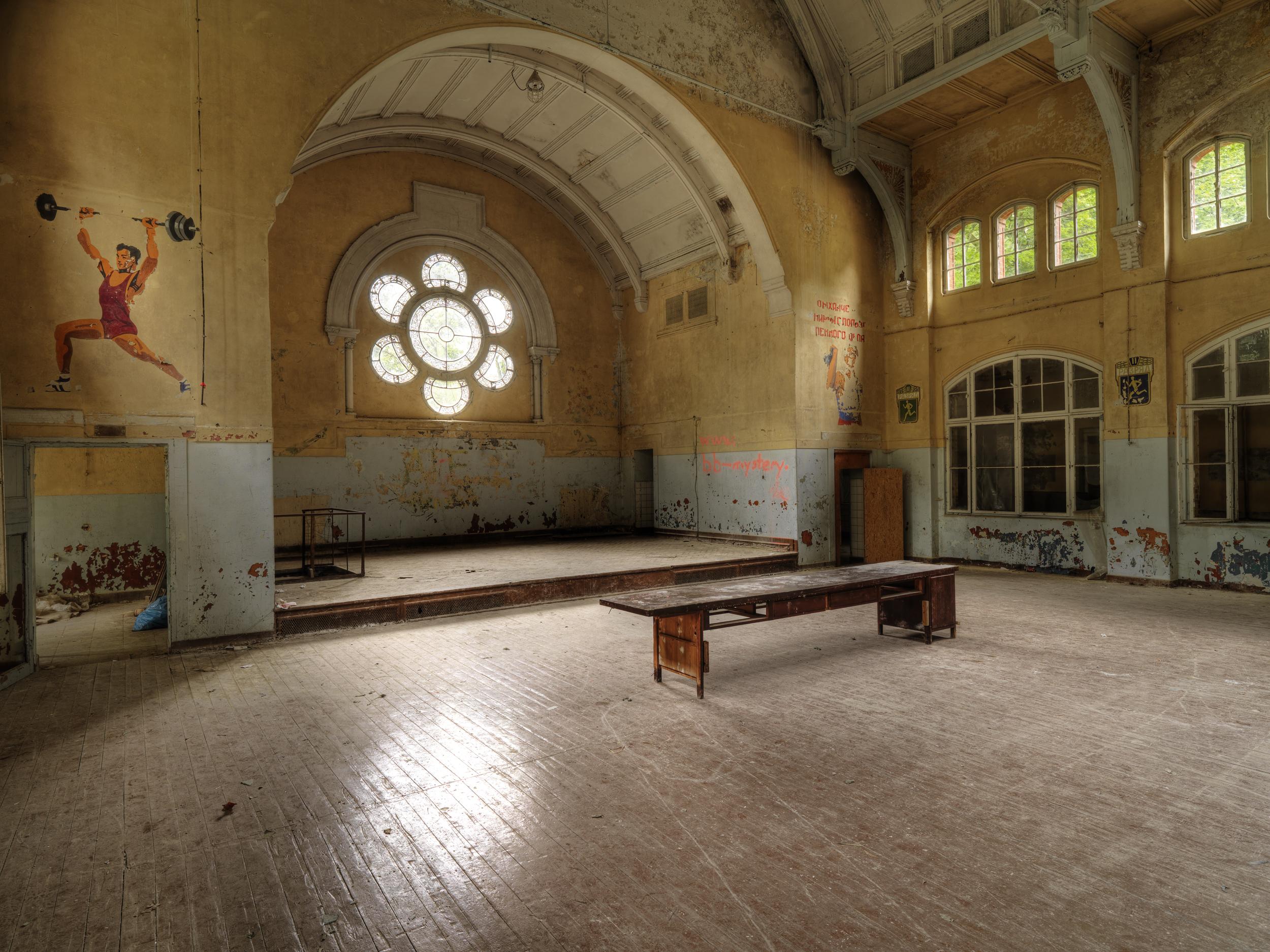 Lost Places Beelitzer_Heilstaetten