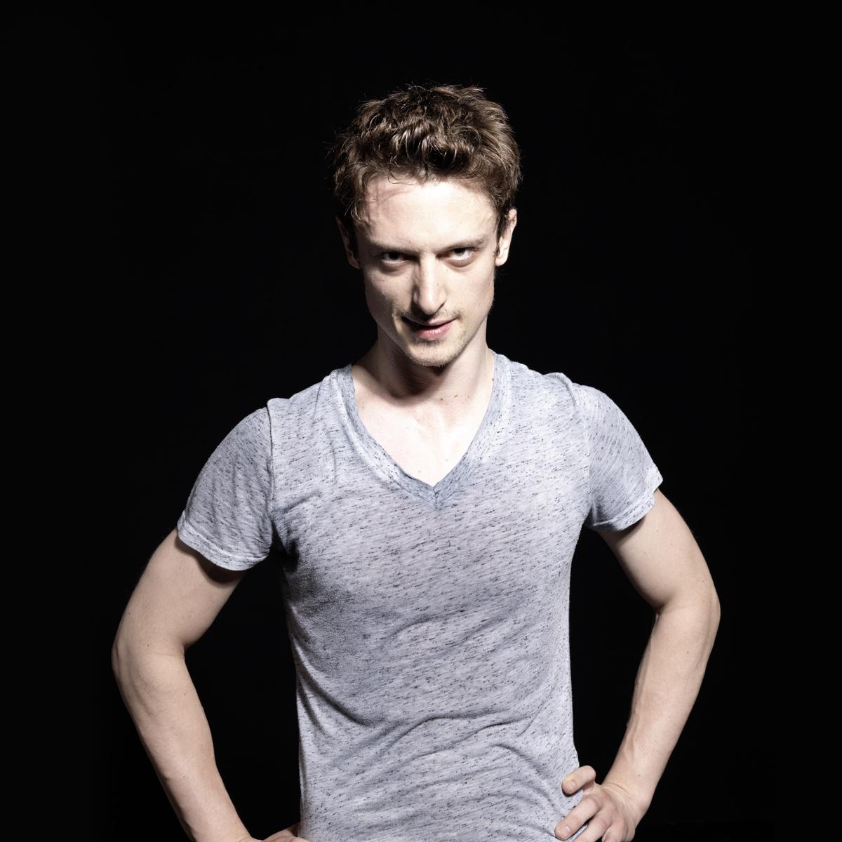 Portraitfotografie Studio Messberger Ballet